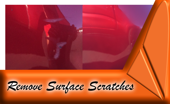 remove surface scratches services