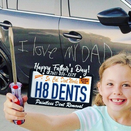Hope All the wonderful Dad's out there had a great day!! #becauseithappens #stilllovethem #h8dents #fathersday
