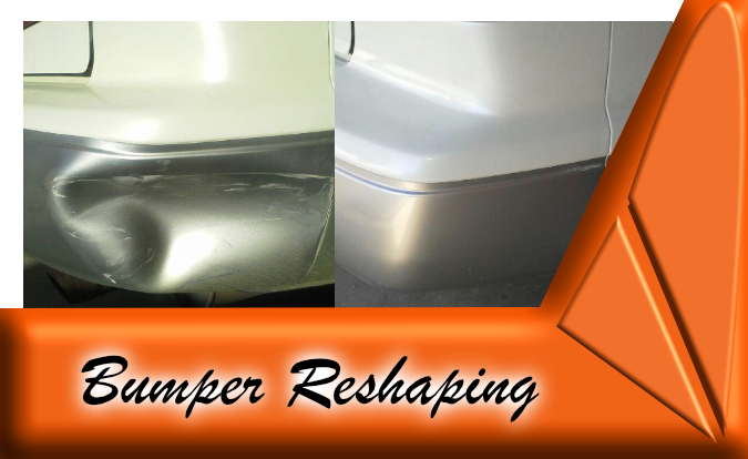 bumper reshaping services
